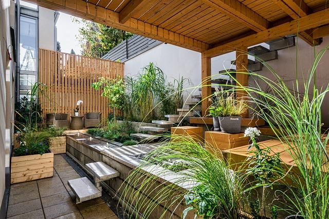 טיפים לעיצוב הגינה