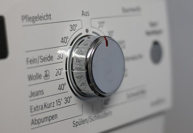 מכונת כביסה תקולה - לתקן או לקנות חדשה?