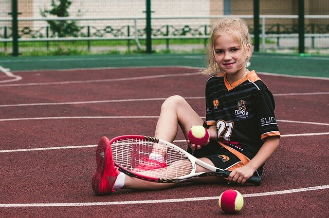 שיעורי טניס לילדים
