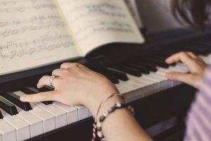 מורה פרטי לפסנתר