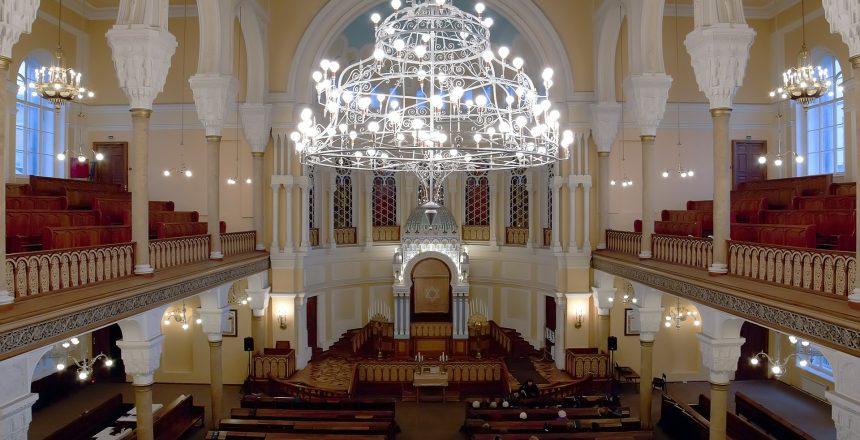 ריהוט מוסדי לבית כנסת